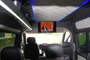 DVD na pokładzie